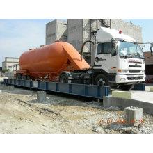 3 * 16m LKW-Maßstab für Mischanlage