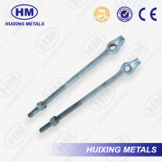 Anchors Rods Threaded Forged Eye