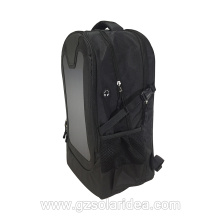 Outdoor Solar Powered Phone Pharger Backpack