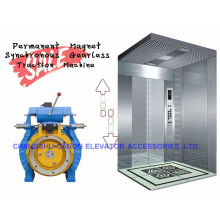 Permanent Magnet Synchronous Gearless Home Elevator Machine