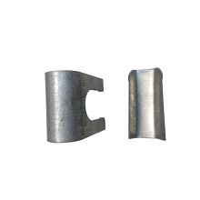 Galvanized Purlin Bow Clamp para Invernadero