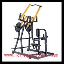 Fitnessgerät Gym Kommerzielle ISO-Seitliche Front Lat Pulldown