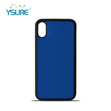 Custom Logo Leather Phone Case for Iphone Xs