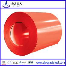 Bobines en acier galvanisé recouvert de couleur (PPGI / PPGL)