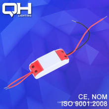 85-260v High Quality LED Driver With Red Colour Plastic