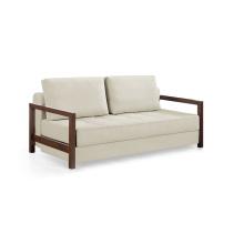 Sofá-cama moderno para móveis de casa dobrável
