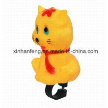 Bicycle PVC Cartoon Cat Horn (HEL-145)
