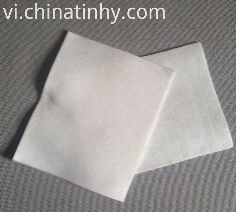 200g polyester woven geotextile Pet