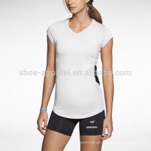 2014 boné de manga leve das mulheres T-shirt
