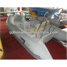 barco de luxo costela HH-RIB390 com CE
