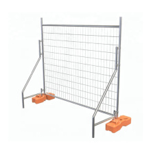 Factory Australia New Zealand Removable Temporary Fence For Construction Security