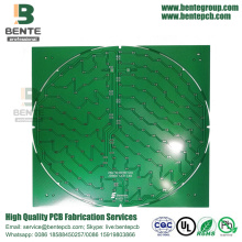 FR4 Tg135 Low Cost PCB 1oz 2-layers