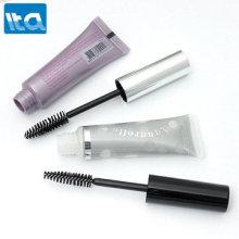 Fabricant de Taiwan Mascara à haute vente avec brosse à bascule en sérigraphie tube à barrière à gaz