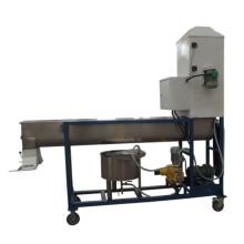 machine d'enduit de graine de blé