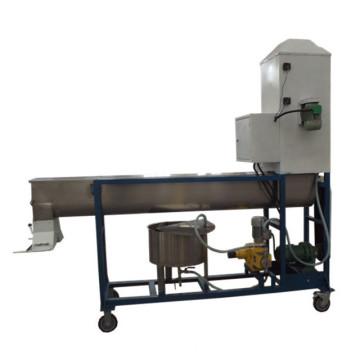 Máquina de revestimiento de semillas de vegetales de grano (venta caliente en 2018)
