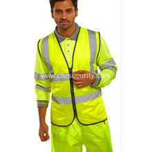 Safety reflection high visibility vest
