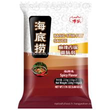 Sauce aux frites basique HaiDiLao pour assaisonnement épicé