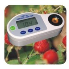 Digital Refractometerfruit Pressure Meterpocket Refractometer (XT-FL067)