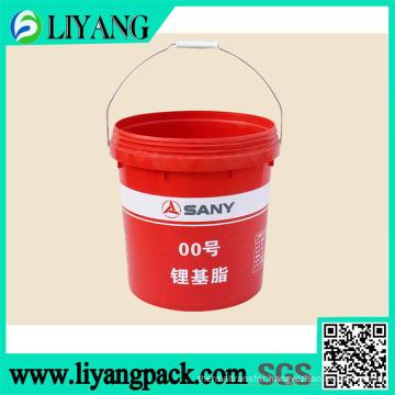 Heat Transfer Film for Chemical Bucket