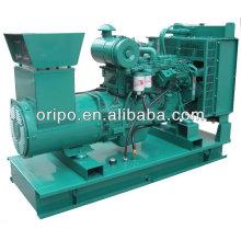 Schalldichter 250kva / 200kw industrieller Stromerzeuger mit Dreiphasengeneratorkopf