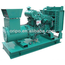 Générateur d'alimentation industrielle 250kva / 200kw insonorisé avec tête de générateur triphasé