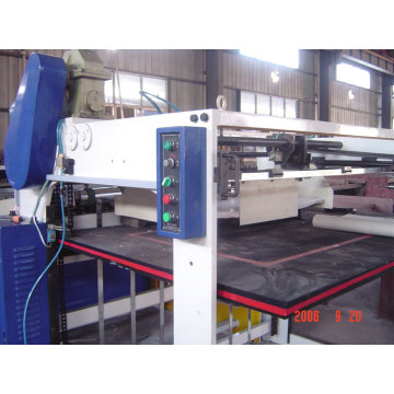 Automatic Package Material Roll Sheeting Machine Dongfang