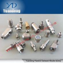 Custom CNC Anodizado Componentes de alumínio
