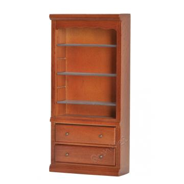 Personlized Products for Vintage Dollhouse Furniture,Wooden Vintage Dollhouse Furniture,Wooden  Miniature Dollhouse Furniture Manufacturers and Suppliers in China Diy doll bookcase bookshelf design furniture supply to Japan Factories