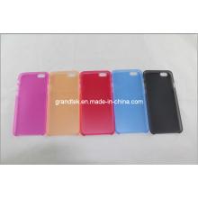 Nouvelle arrivée cas coloré pour iPhone6, cas dur en gros