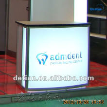 Mesas de recepción de diseño de mesa modular de recepción OEM hechas a medida