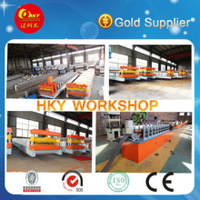 Metal Profiling Line, Roof Rolled Equip