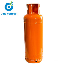 High Quality Commercial Steel Oxygen Euro Gas Cylinder for Helium Cooking Gas Cylinder