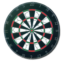 Dartboard flocado profissional (FD-001)