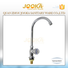 Jooka single hole cold chrome kitchen sink taps