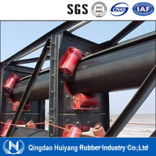 Cement Industry Conveying System Tubular Conveyor Belting