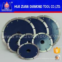 4 дюймов Диаметр Поделенный на сегменты лезвие алмазной пилы для общего назначения резки
