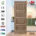 Wood Grain Four Panel HDF  Door Skin
