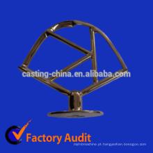peças de liquidificador de aço inoxidável