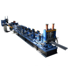 Hot selling 2020 fully automatic custom roof CZ purlin cold roll forming machine