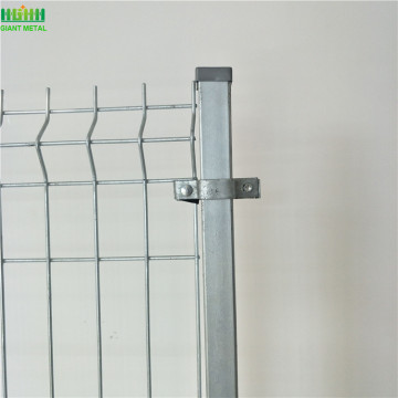 PVC+Coated+Welded+Wire+Mesh+Fence+Panels