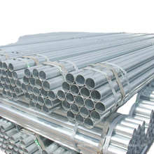 Hot Dip Galvanized Steel Round Pipe for Solar Mounting System