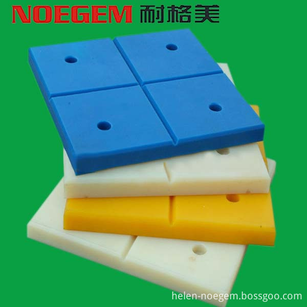Blue Uhmwpe Sheet
