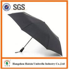 Professional OEM Fabrik liefern standard Regenschirm Größe mit krummen behandeln
