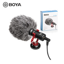 Manufacturer Wired Lapel Microphone For Camera Boya Bymm1