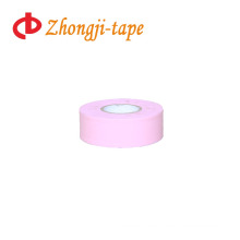 bright pink flagging tape