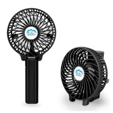 Factory directly sale for Portable Rechargeable Fan Laptop Computer Rechargeable Mini Fan with Water Tray supply to Netherlands Exporter