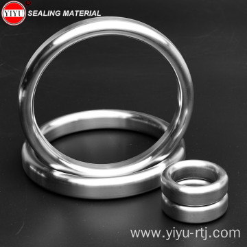 SS321 OVAL Ring Joint Gasket