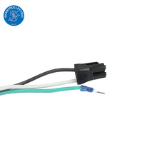 2 pin женский соединительный кабель провода