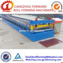 Russian Hotsale Type C10 Wall Panel Rolling Former Machine