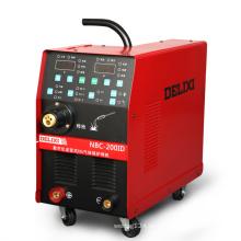 Soldadora de gas Digital IGBT MIG Nbc-200ID